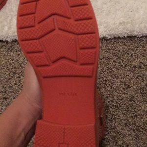 Prada Shoes - Authentic Prada Boots